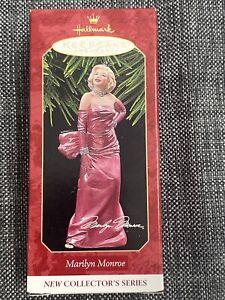 1997 Hallmark Keepsake Collectors Series Christmas Ornament  Marilyn Monroe #1