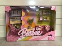 Barbie Möbel Decor Collection Matell J0501 J0503