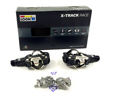 LOOK X-Track Race Mountain Bike Clipless Pedals w/ Cleats