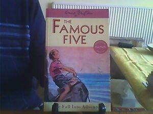 Five Fall Into Adventure-Enid Blyton Paperback English BCA 2005