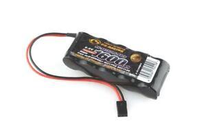 CS-Electronic - Empfänger Akku RX-Straight Pack 6,0V 1600mAh NiMh - C120403