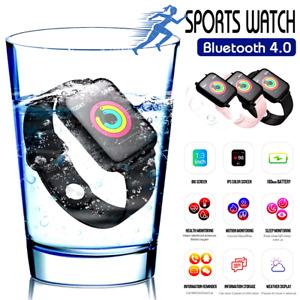 Reloj Inteligente Bluetooth compatible para Android Samsung Smart Watch ✔
