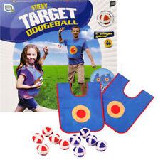 Jeux et activités de plein air à balles avec cible