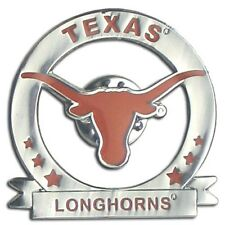 Texas Longhorns Lapel Pin (Glossy) NCAA Licensed