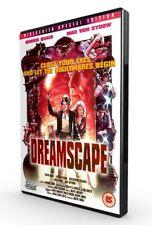 Dreamscape (1984) - UNCUT - Dennis Quaid - RARE DVD!