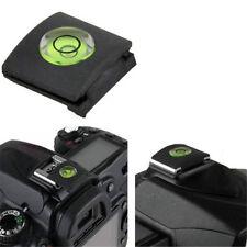2x Hot Shoe Bubble Spirit Level Cover Protector Cap For Canon Nikon DSLR Cameras