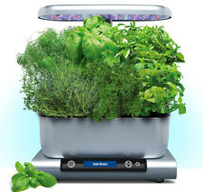 Miracle-Gro AeroGarden Harvest with Cherry Tomato Pod Kit, Platinum New