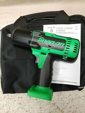 "Snap-On*CT8850*1/2"" 18 Volt MonsterLithium-Ion*Impact Wrench*Tool Only*Bag*New!"
