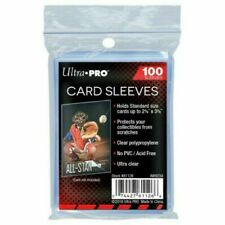 100 PROTEGES CARTES ULTRA-PRO POKEMON MAGIC MTG (sleeves, pochette souple) NEUF