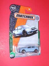 MATCHBOX '17 HONDA CIVIC HATCHBACK MBX ROAD TRIP 6/35 SHIPS FREE