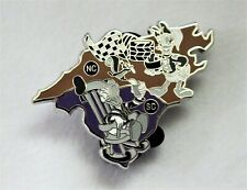 American Adventure Wyoming Colorado WY CO State Chaser Pin 2018 Disney LE 200