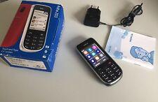 Nokia ASHA 203-GRIGIO SCURO (Senza SIM-lock) ben conservati!!!