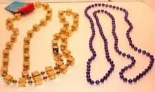 LOT MARDI GRAS Necklaces - Dice & Disco Balls!