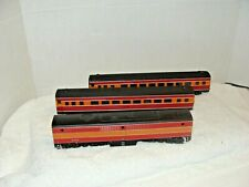 Athearn southern pacific B unit Diesel Dummy Locomotive #5915 & 2 passenger cars