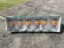 More details for vintage world cup spain 82 espana 82' drinking glasses naranjito set of 6 new