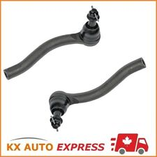 2X Front Outer Steering Tie Rod End for Infiniti Nissan