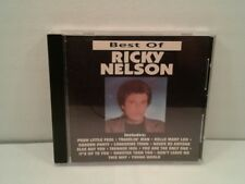 Best of Ricky Nelson (CD, 1991, Curb Records)