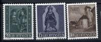 Liechtenstein 1958 Mi. 374-376 Postfrisch 100% Weihnachten