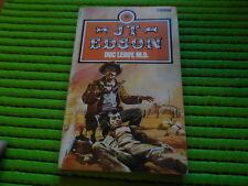 Vintage Western Book J T Edson Doc Leroy M.D
