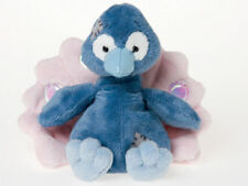 """Me To You 4"""" Blue Nose Friends Collectors Plush - Feathers the Peacock # 87"""