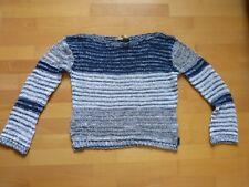 b49d078849c05c Gestreifte Langarm Damen-Pullover aus Wolle günstig kaufen   eBay