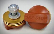 Kool Stop BMX International Gold & Salmon Brake Pads - Sold In Pairs