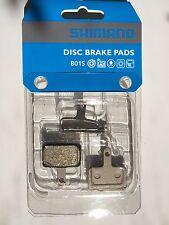 Shimano Disc Brake Pads B01S Resin for Shimano BR M315 M355 M365 M375 M395 M415