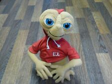"""VINTAGE RETRO 80s E.T EXTRA TERRESTRIAL FIGURE DOLL SOFT TOY 15"""""""