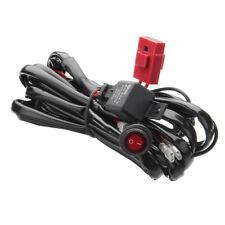 12V 40A LED Arbeits Nebelscheinwerfer Kabelbaum Relais Kit mit ON / OFF Schalter