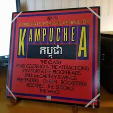 PAUL McCARTNEY-CONCERT FOR THE PEOPLEOF KAMPUCHEA-c1981-ALANTIC RECORD-SD 2-7005