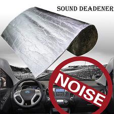 100cmx50cm Firewall Sound Deadener Car Heat Shield Insulation Deadening Material