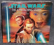 STAR WARS The Approaching Storm by Alan Dean Foster 2002, Audio, 6 Hours, 5 disc