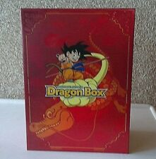 Dragon Ball Box Z DVD Set Goku Vegeta Collection Anime Japan Ultra Rare F/S USED