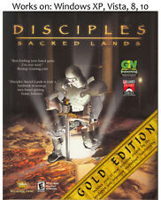 Disciples: Sacred Lands Gold Edition PC Game