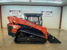 2016 Kubota Svl95 2s Orops Skid Steer Track Loader With Manual Quick Attach