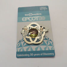 Disney Epcot 30th Anniversary Annual Passholder1982 Mickey And Minnie Pin