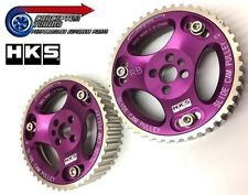 HKS Adjustable Vernier Slide Cam Timing Pulley Set- For R34 Skyline GTR RB26DETT