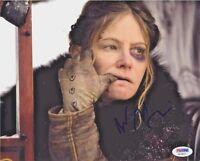 Jennifer Jason Leigh Hateful Eight Autographed Signed 8x10 Photo PSA/DNA COA