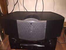 Kef Q9C Center Channel Speaker Surround Sound Black Cabinet