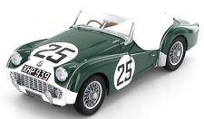 Triumph TR3S Jopp - Stoop Le Mans 1959 1:18 Kyosho KY08033A
