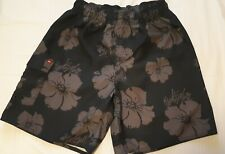 Quiksilver fully lined Beach Shorts. Size M