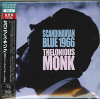 THELONIOUS MONK-SCANDINAVIAN BLUE 1966-JAPAN MINI LP CD F30