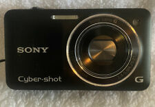 Sony Cyber-shot DSC-WX5 12.2MP Digital Camera - Black