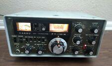 Vintage Yaesu FT 101E Radio Transceiver 10-160m
