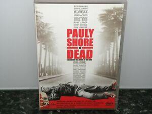 Pauly Shore Is Dead (DVD) Region 4 - VGC