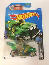 2016 Hot Wheels TREASURE HUNT X-Raycers 2/10 RIG STORM 12/250 (T11)