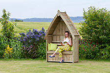 Cheltenham Arbour with Storage box - Zest Products / Free Delivery