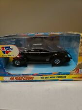 Carquest 40 Ford Coupe Street Rod die cast by First Gear #1940-03 in box
