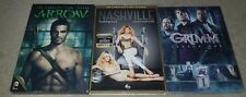 Nashville, Arrow & Grimm: The Complete First Seasons DVD