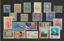 El Salvador Valores Diversos del año 1899-978 (EZ-168)